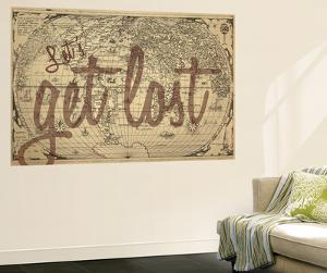 Let's Get Lost - 1562, World Map