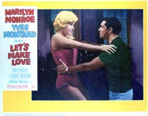 Let's Make Love - Lobby Card Reproduction