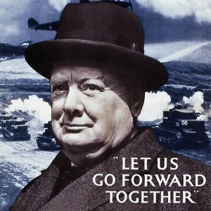 Let Us Go Forward Together, 1940