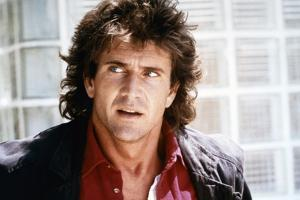 LETHAL WEAPON, 1987 directed by RICHARD DONNER Mel Gibson (photo)