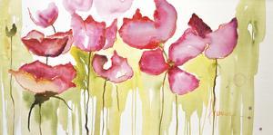 Horizontal Flores I by Leticia Herrera