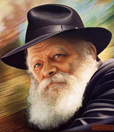 Rebbe by Lev Sheitman