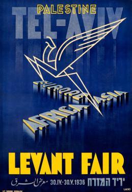 Levant Fair, c.1936