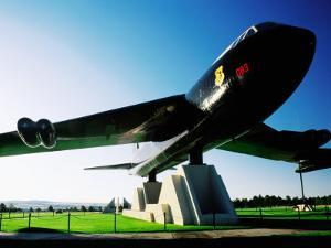 B-52 Monument, Air Force Academy, Colorado Springs, U.S.A. by Levesque Kevin
