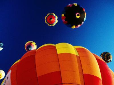 Hot-Air Balloons, Reno Balloon Festival, Reno, U.S.A.