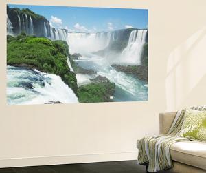 Iguazu Falls by LevKr