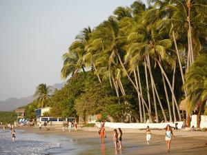 Tamarindo Beach, Nicoya Peninsula, Costa Rica, Central America by Levy Yadid