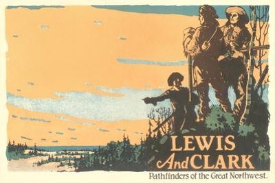 Lewis and Clark, Pathfinders