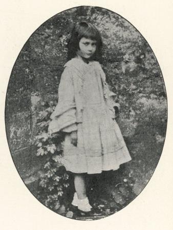 Alice Liddell Alice Liddell Aged About Ten by Lewis Carroll