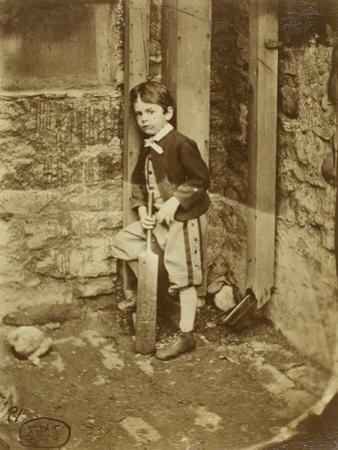 Charles (Robin) Langton Clarke, 1864 by Lewis Carroll