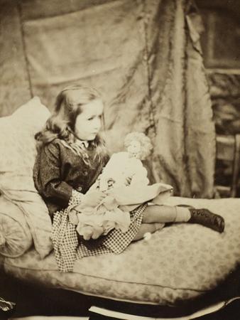 Margaret Frances Langton Clarke, September 1864 by Lewis Carroll