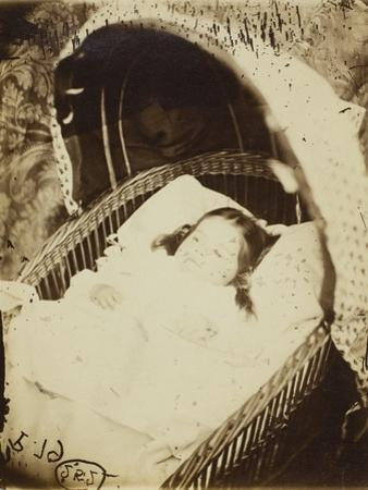 Untitled (Possibly Alice Gertrude Langton Clarke), 1864 by Lewis Carroll