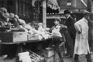 In Business for Himself by Lewis Wickes Hine