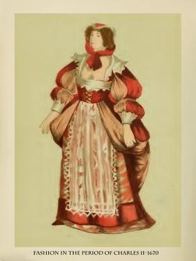 Fashion in the Period of Charles II by Lewis Wingfield