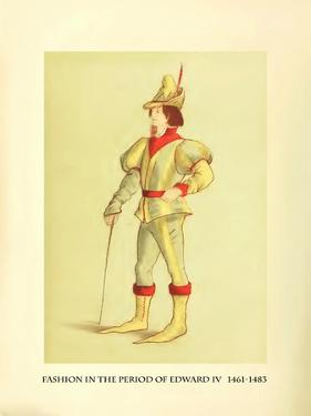 Fashion in the Period of Edward IV by Lewis Wingfield
