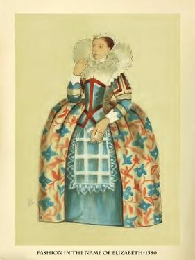 Fashion in the Period of Elizabeth by Lewis Wingfield