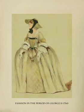 Fashion in the Period of George II by Lewis Wingfield