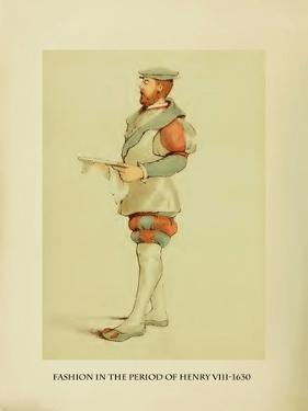Fashion in the Period of Henry VIII by Lewis Wingfield