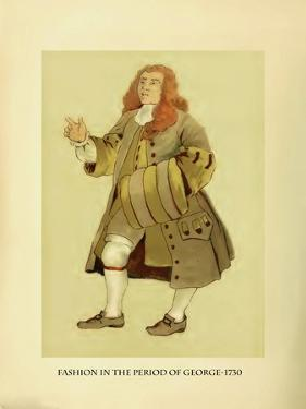 Fashion in the Period of King George by Lewis Wingfield