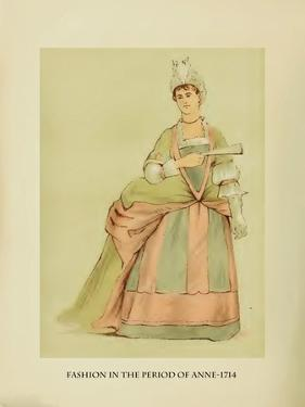Fashion in the Period of Queen Anne by Lewis Wingfield