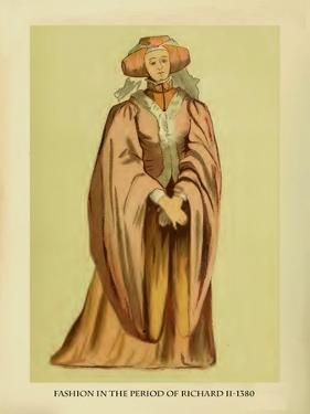 Fashion in the Period of Richard II by Lewis Wingfield