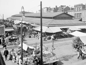 Lexington Market, Baltimore, Maryland