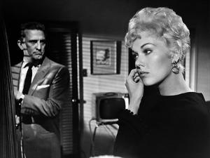 Liaisons Secretes STRANGERS WHEN WE MEET by Richard Quine with Kim Novak and Kirk Douglas, 1960 (b/