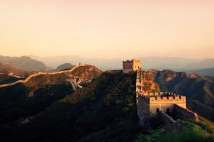 Great Wall of China by Liang Zhang