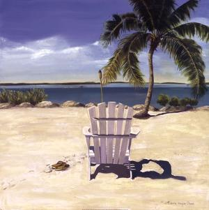 Beach Chair by Libby Chase
