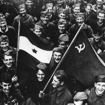 Liberation of Belgrade, October 1944