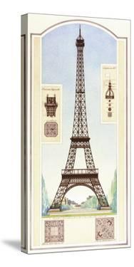 Eiffel Tower, Paris by Libero Patrignani