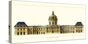 Paris, Institut de France by Libero Patrignani