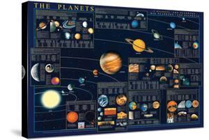 Planets by Libero Patrignani