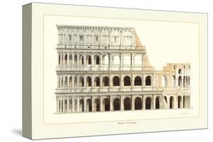 Roma, Il Colosseo by Libero Patrignani