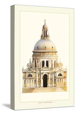 Venezia, Chiesa della Salute by Libero Patrignani