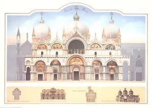 Venezia- San Marco by Libero Patrignani