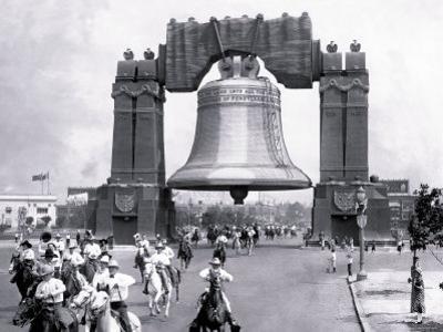 Liberty Bell Arch, Philadelphia, Pennsylvania