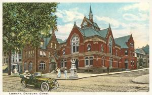 Library, Danbury, Connecticut