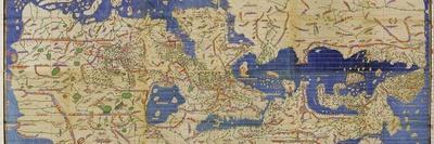 Al-Idrisi's World Map, 1154