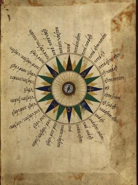 Atlas Compass, 16th Century by Library of Congress