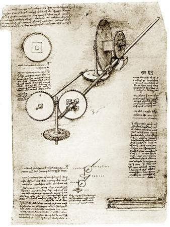 Da Vinci's Notebook by Library of Congress