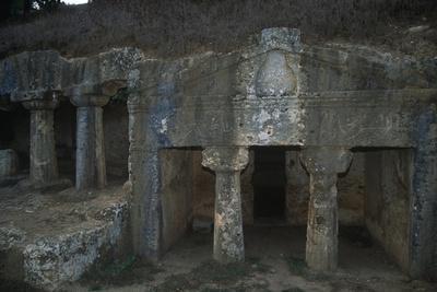 https://imgc.allpostersimages.com/img/posters/libya-cyrene-greek-necropolis_u-L-PRLFIM0.jpg?p=0