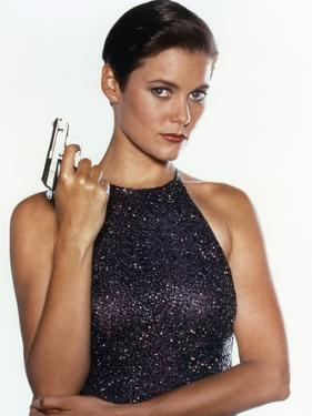 LICENCE TO KILL, 1989 directed by JOHN GLEN Carey Lowell (photo)