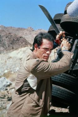 LICENCE TO KILL, 1989 directed by JOHN GLEN Robert Davi (photo)