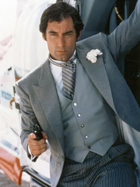 LICENCE TO KILL, 1989 directed by JOHN GLEN Timothy Dalton (photo)