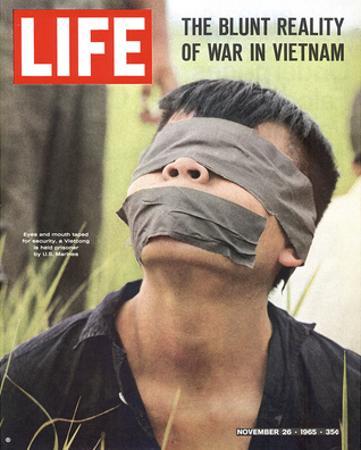 LIFE Captured Vietcong 1965