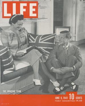 LIFE Duke & Duchess of Windsor