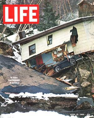 LIFE Earthquake in Alaska 1964