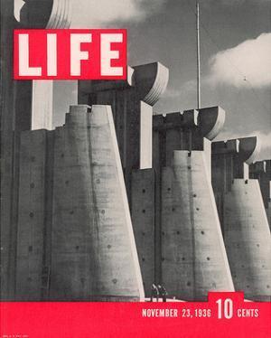 LIFE Fort Peck Dam 1936