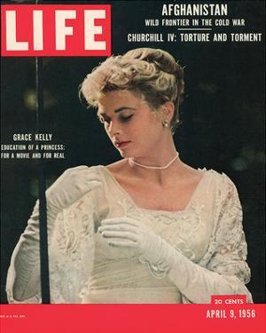 LIFE Grace Kelly wedding dress